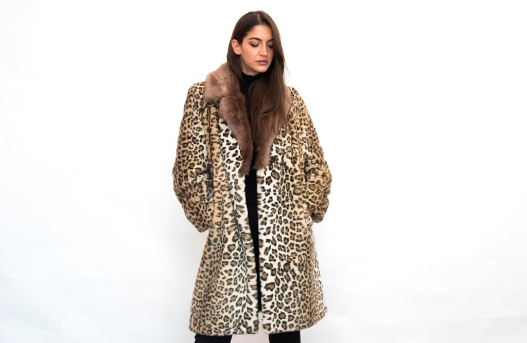 Ecological fur eco spotted+ eco fox