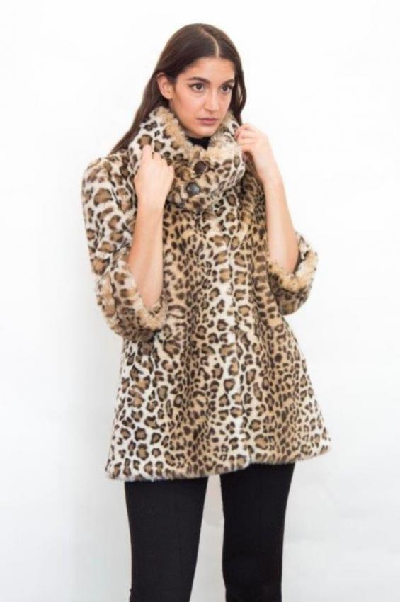 Ecological fur eco stopped
