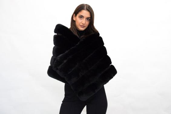 Ecological fur eco fox